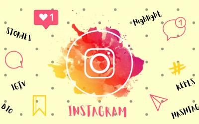 Jak být na Instagramu v obraze, aneb znáte všechny INSTA – pojmy?